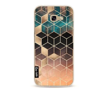 Ombre Dream Cubes - Samsung Galaxy A5 (2017)