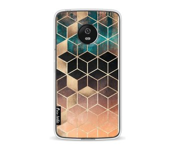 Ombre Dream Cubes - Motorola Moto G5
