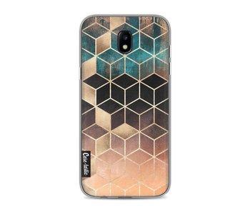 Ombre Dream Cubes - Samsung Galaxy J5 (2017)