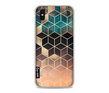 Ombre Dream Cubes - Apple iPhone X