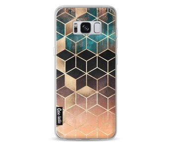 Ombre Dream Cubes - Samsung Galaxy S8