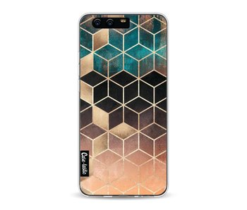 Ombre Dream Cubes - Huawei P10