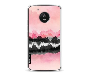 Pink Mountains - Motorola Moto G5