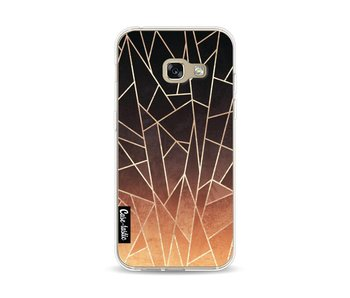 Shattered Ombre - Samsung Galaxy A3 (2017)