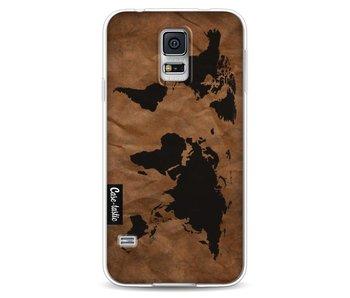 World Map - Samsung Galaxy S5