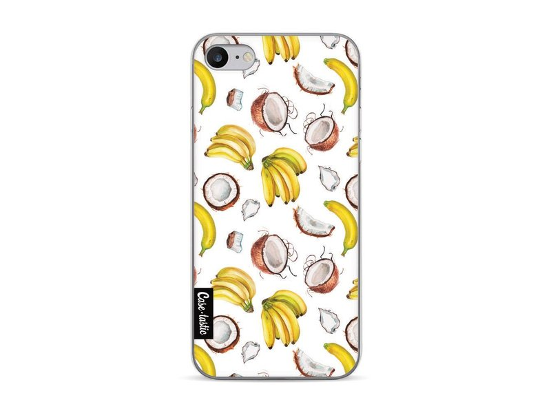 Casetastic Softcover Apple iPhone 7 - Banana Coco Mania