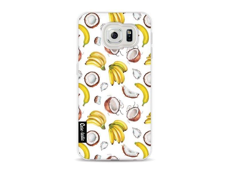 Casetastic Softcover Samsung Galaxy S6 - Banana Coco Mania