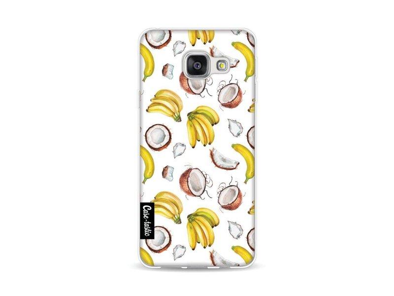 Casetastic Softcover Samsung Galaxy A3 (2016) - Banana Coco Mania