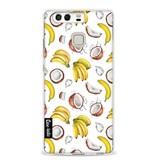 Casetastic Softcover Huawei P9  - Banana Coco Mania