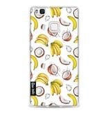 Casetastic Softcover Huawei P9 Lite - Banana Coco Mania