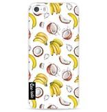 Casetastic Softcover Apple iPhone 5 / 5s / SE - Banana Coco Mania