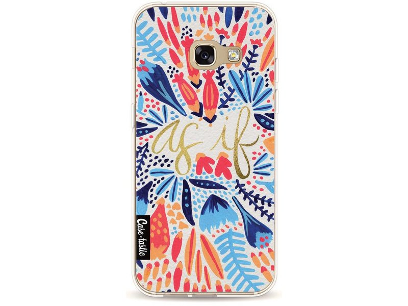 Casetastic Softcover Samsung Galaxy A3 (2017) - As If