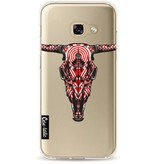 Casetastic Softcover Samsung Galaxy A3 (2017) - Aztec Cowskull