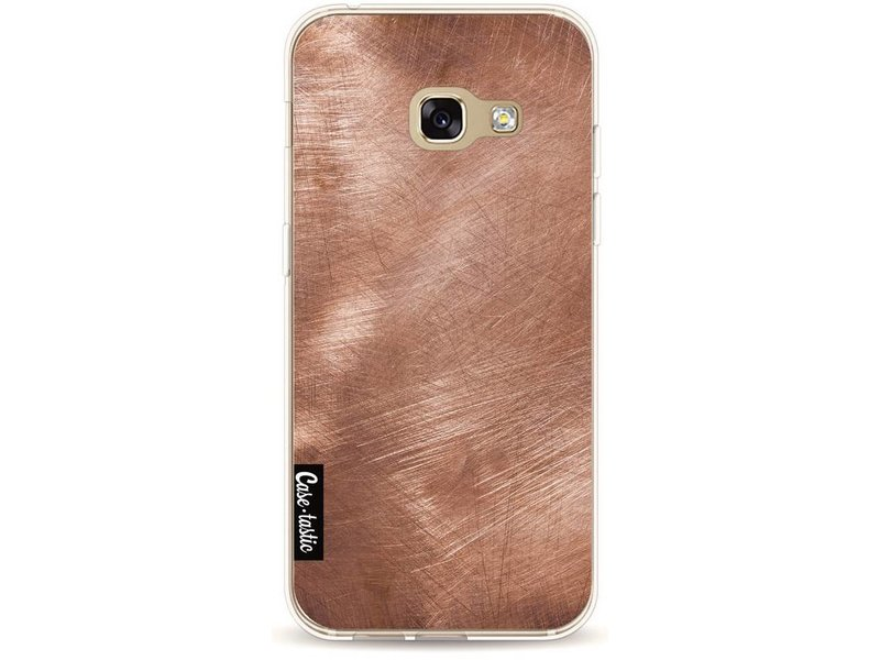 Casetastic Softcover Samsung Galaxy A3 (2017) - Copper