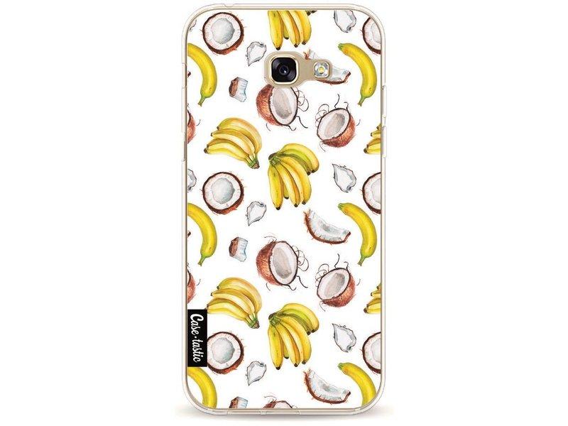 Casetastic Softcover Samsung Galaxy A5 (2017) - Banana Coco Mania
