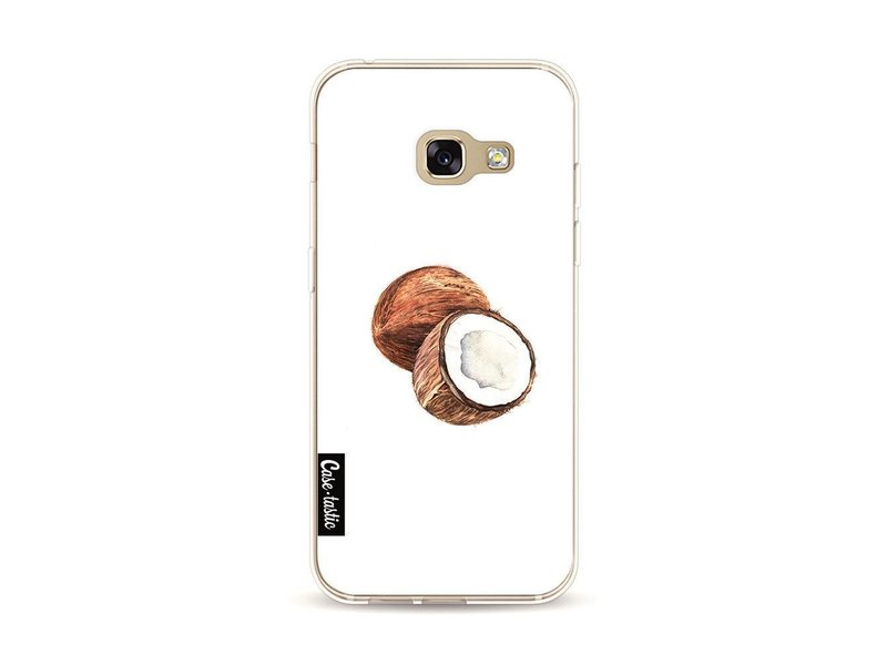 Casetastic Softcover Samsung Galaxy A3 (2017) - Coconuts
