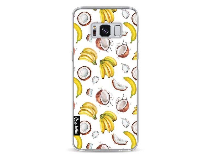 Casetastic Softcover Samsung Galaxy S8 - Banana Coco Mania