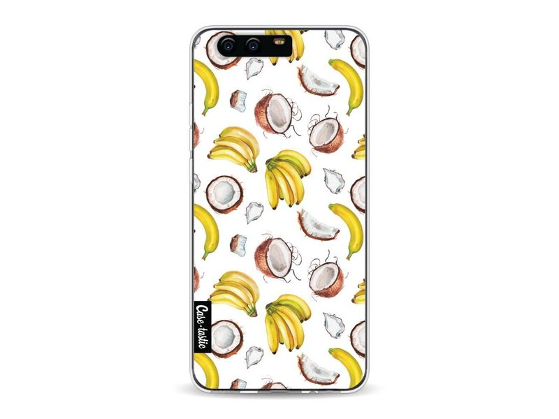 Casetastic Softcover Huawei P10 - Banana Coco Mania