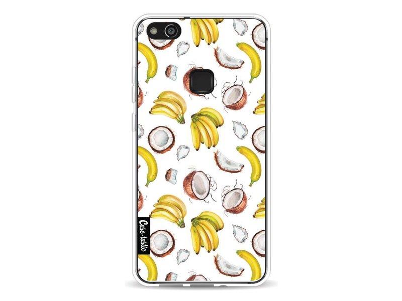 Casetastic Softcover Huawei P10 Lite - Banana Coco Mania