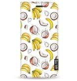 Casetastic Wallet Case White Samsung Galaxy A3 (2017) - Banana Coco Mania