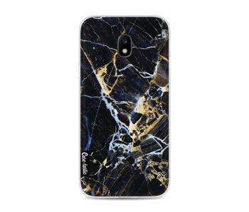 Black Gold Marble - Samsung Galaxy J3 (2017)