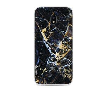 Black Gold Marble - Samsung Galaxy J3 (2017)
