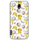Casetastic Softcover Samsung Galaxy J7 (2017) - Banana Coco Mania