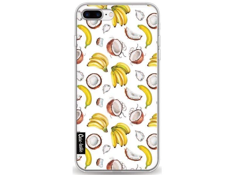 Casetastic Softcover Apple iPhone 8 Plus - Banana Coco Mania