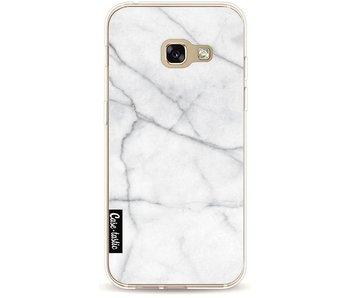 White Marble - Samsung Galaxy A3 (2017)