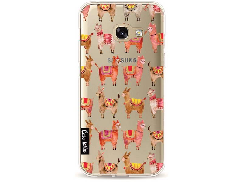 Casetastic Softcover Samsung Galaxy A3 (2017) - Alpacas