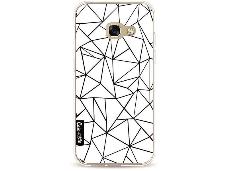 Casetastic Softcover Samsung Galaxy A3 (2017) - Abstraction Outline