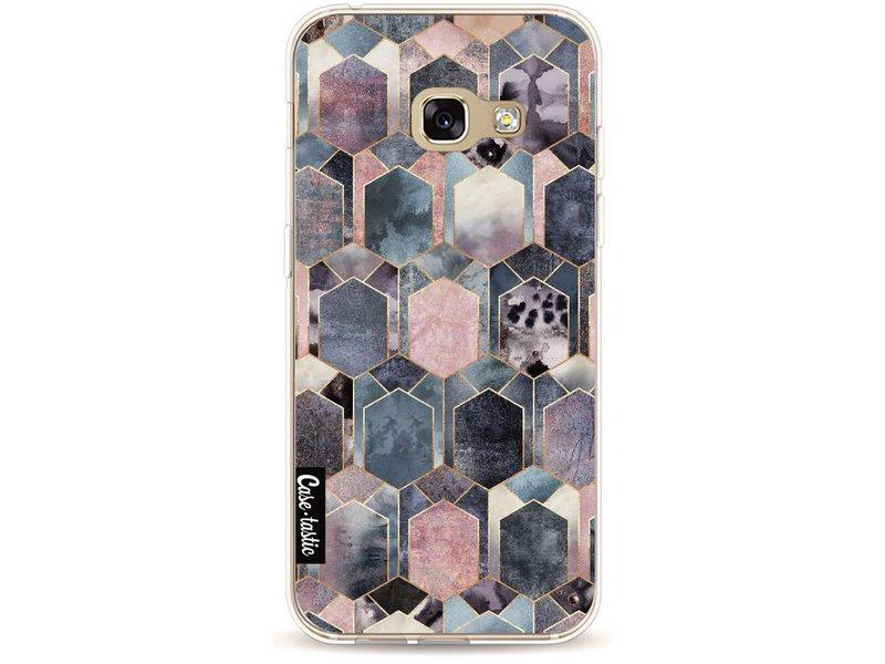 Casetastic Softcover Samsung Galaxy A3 (2017) - Art Deco Dream