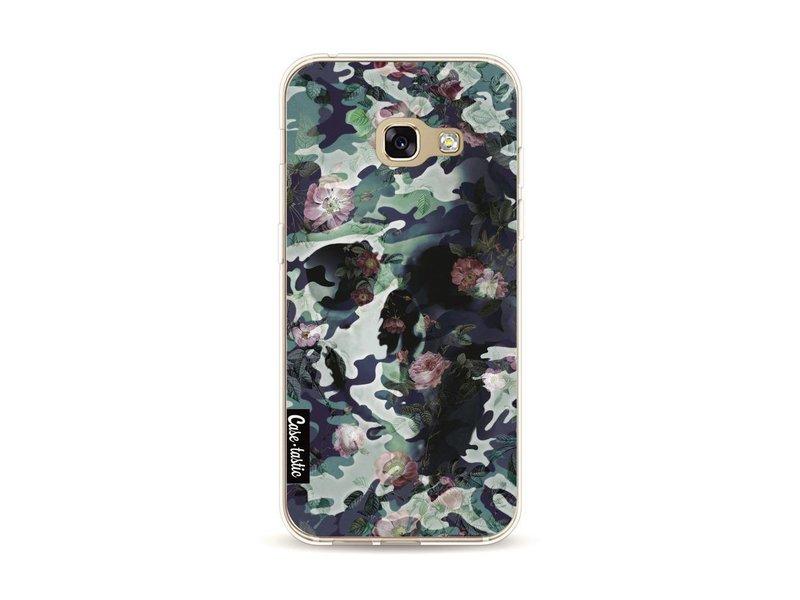 Casetastic Softcover Samsung Galaxy A3 (2017) - Army Skull