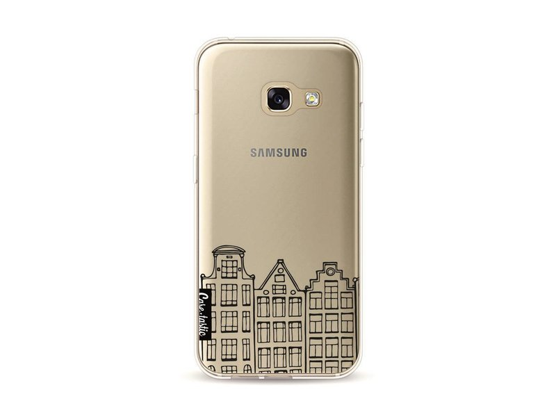 Casetastic Softcover Samsung Galaxy A3 (2017) - Amsterdam Canal Houses