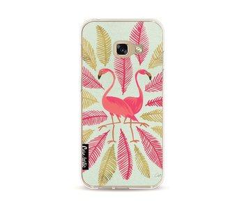 Flamingos Pink - Samsung Galaxy A3 (2017)