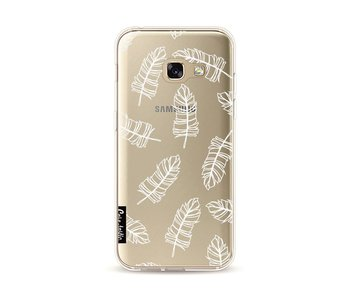Feathers Outline - Samsung Galaxy A3 (2017)