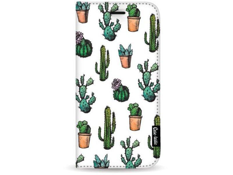 Casetastic Wallet Case White Apple iPhone 7 Plus - Cactus Dream