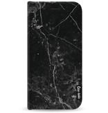Casetastic Wallet Case Black Motorola Moto G5 - Black Marble