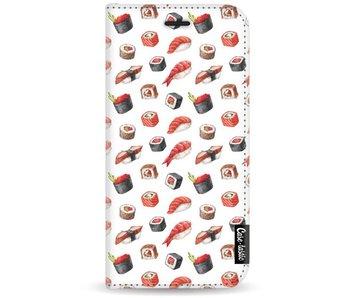 All The Sushi - Wallet Case White Motorola Moto G5