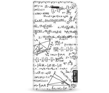 You Do The Math White - Wallet Case White Motorola Moto G5