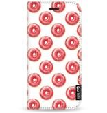 Casetastic Wallet Case White Motorola Moto G5 - All The Donuts