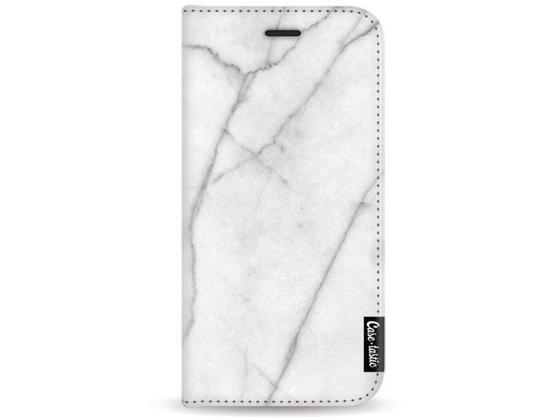 Casetastic Wallet Case White Motorola Moto G5 - White Marble