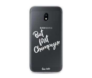 But First Champagne - Samsung Galaxy J3 (2017)
