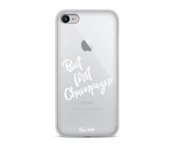 But First Champagne - Apple iPhone 8
