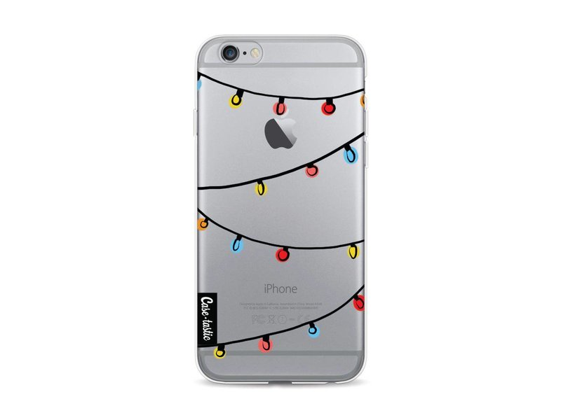 Casetastic Softcover Apple iPhone 6 / 6s - Christmas Lights