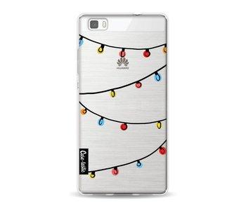 Christmas Lights - Huawei P8 Lite