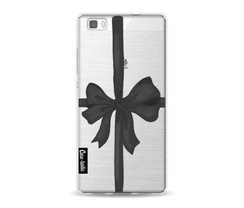 Black Ribbon - Huawei P8 Lite