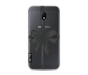 Black Ribbon - Samsung Galaxy J3 (2017)