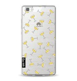 Casetastic Softcover Huawei P8 Lite - Champagne Glasses