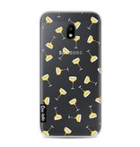 Casetastic Softcover Samsung Galaxy J3 (2017) - Champagne Glasses